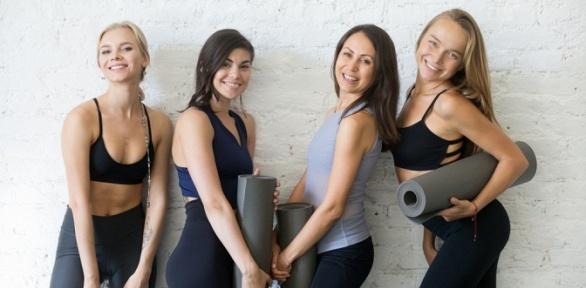 Безлимитное посещение занятий фитнесом отфитнес-дома Malina Fitness