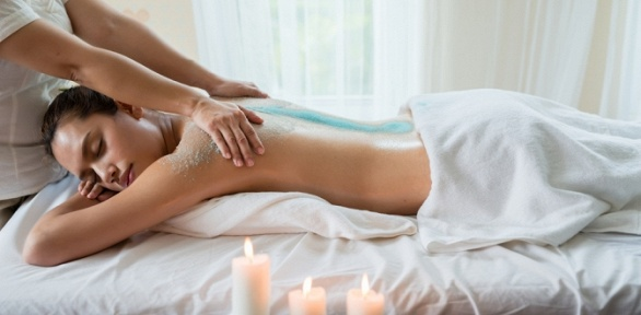 SPA-программа встудии массажа Mivart
