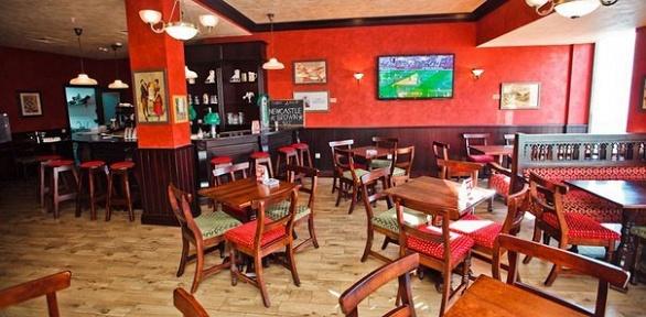 Пивная вечеринка сзакусками для компании впабе Trinity Irish Pub