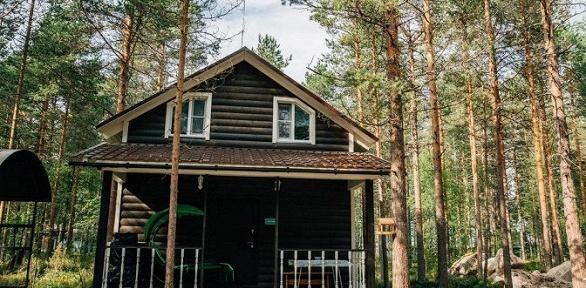 Отдых вКарелии набазе отдыха «Северное сияние»