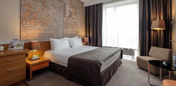 Отдых намартовские праздники вотеле Holiday Inn Moscow Tagansky