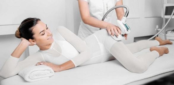 Посещение сеансов LPG-массажа встудии VB-Clinic