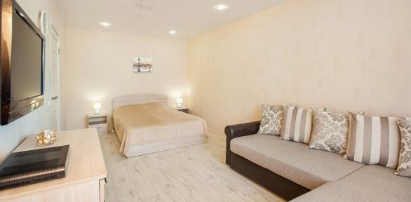 Отдых вапартаментах категории стандарт отсети апартаментов Sutki Life