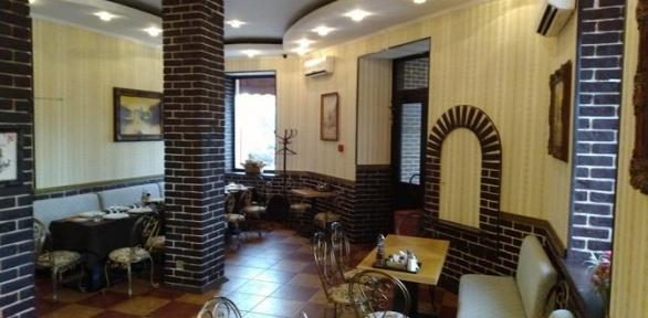 Банкет вдвух кафе «Шантимель Братиславская»