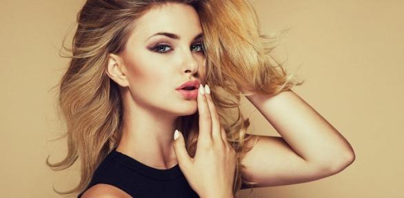 Парикмахерские услуги встудии красоты All About Hair