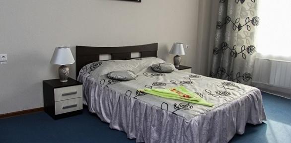 Отдых спроживанием изавтраком в«Гранд Сити Отеле»