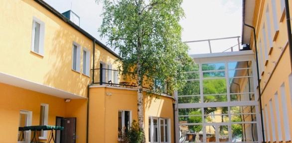 Проживание или романтический отдых вбизнес-отеле Uhotel