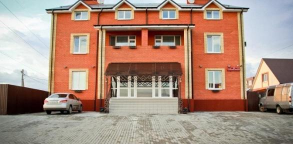 Отдых вгостиничном комплексе «Медведефф»