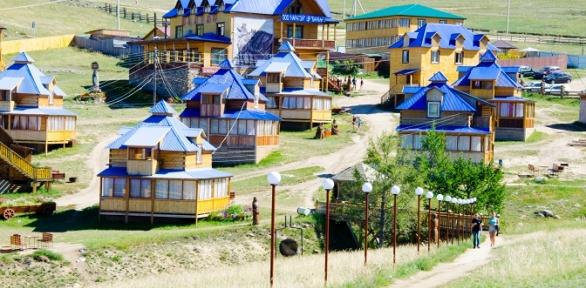 Отдых наберегу озера Байкал набазе отдыха «Наратэй»