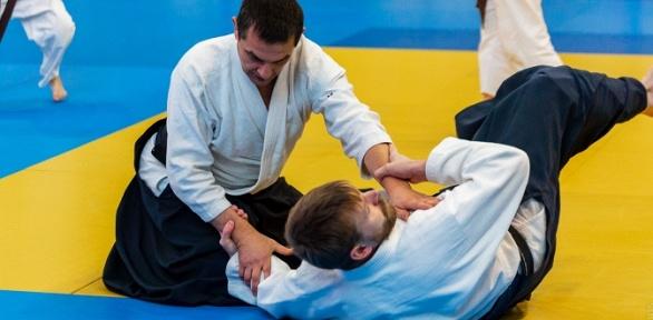 Занятия айкидо от«Центрального клуба айкидо»