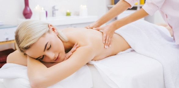 До7сеансов массажа вкабинете массажа салона «Карэ»