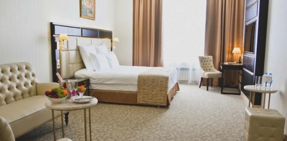Отдых ввыходные дни вотеле 7Avenue Hotel and SPA5*