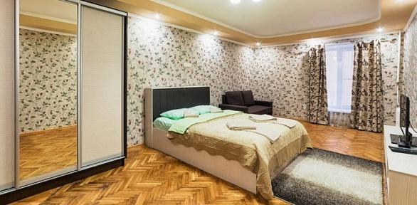 Отдых вапартаментах вотеле RentHouse