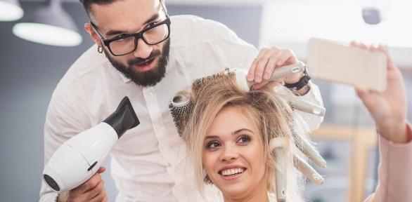 Стрижка, окрашивание, ламинирование волос встудии «Город красоты»
