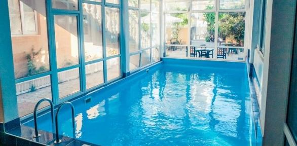 Отдых вАдлере вотеле Anzhela-Lantana Hotel