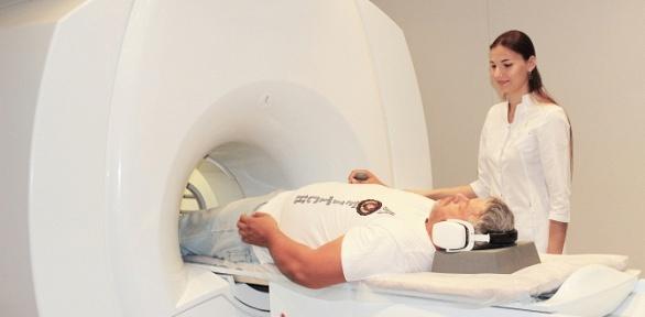 МРТ вмедицинском центре «ДиМагнит»