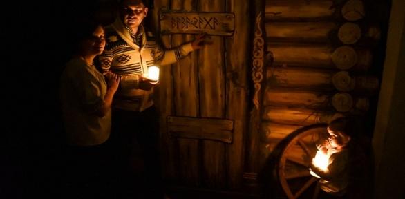 Участие вквесте «Сказки на ночь» отSherlock Quest