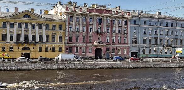 Отдых вцентре Санкт-Петербурга вапартаментах «Аврора наФонтанке85»