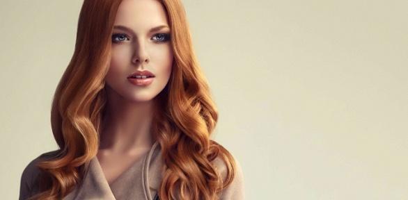 Стрижка, окрашивание, уход для волос встудии «Лиса»