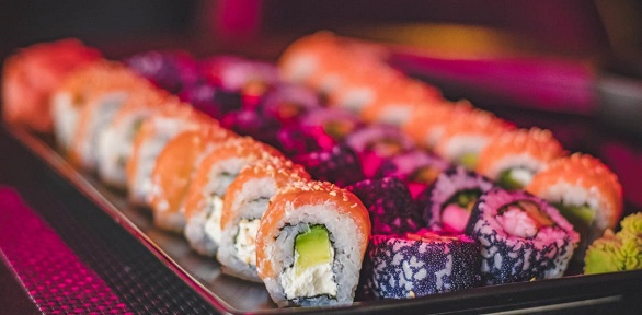 Заказ суши-сета отресторана доставки Sushi Land заполцены