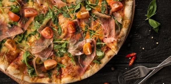 Пиццы диаметром 35см отпиццерии Like Pizza за полцены