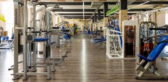 Безлимитное посещение фитнес-клуба Force Factory