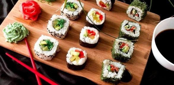 Сет отсети магазинов японской кухни «Япономама» заполцены
