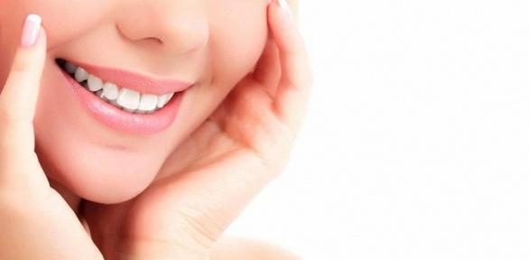 Косметическое отбеливание зубов всалоне красоты Fashion Rooms