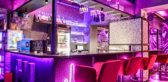 Напитки, паровые коктейли вбаре «Mamoonia Lounge Bar Арбат» заполцены