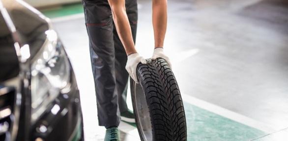 Шиномонтаж ибалансировка колес откомпании Top Shina