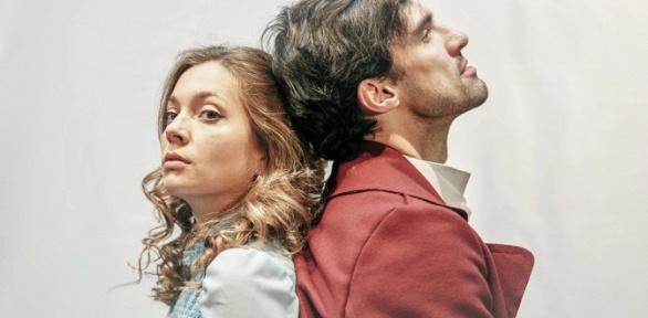 Билет наспектакль «Онегин» насцене театра «Единство»
