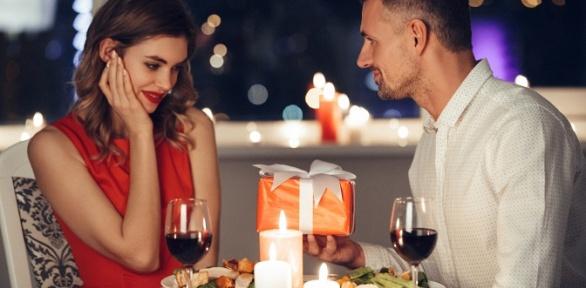 Романтический ужин при свечах для двоих вресторане «Гюльчатай»