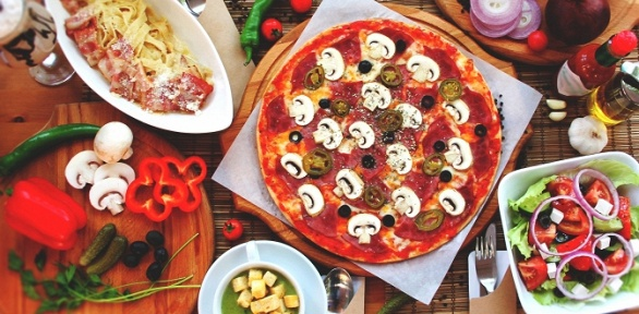 Всё меню инапитки отдоставки Pizza Piccolo