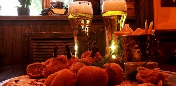 Пенная вечеринка для 3либо 6человек впивном ресторане Munchen