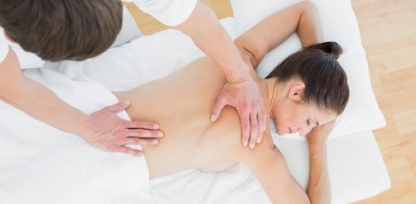 Сеансы массажа вкосметическом кабинете «Заботливые руки»