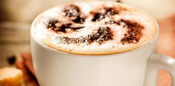 Кофейные коктейли инечайные чаи откофейни «Восток-Запад» заполцены