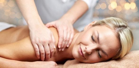 До7сеансов массажа вкабинете массажа Натальи Гоголевой
