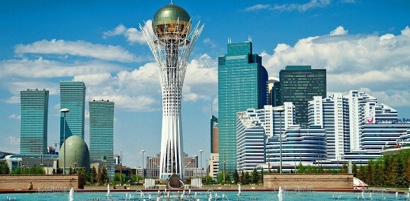 Тур вКазахстан, Астану оттурагентства «Компас»