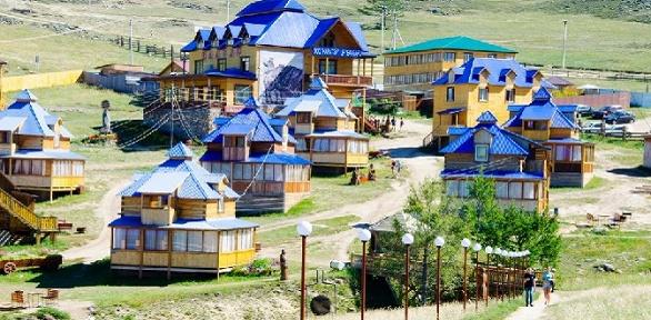 Отдых наберегу озера Байкал спитанием набазе отдыха «Наратэй»
