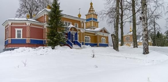 Отдых вКарелии набазе отдыха Dlinniy Bereg