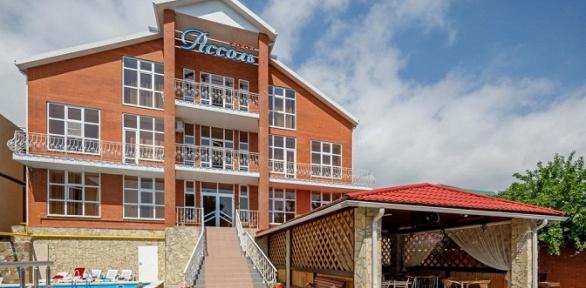 Отдых вГеленджике наберегу Черного моря вгостинице «Ассоль»