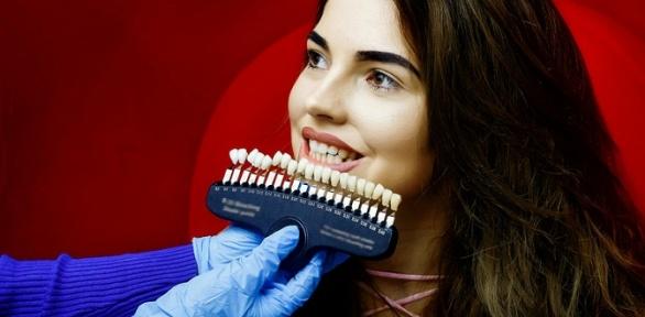 Косметическое отбеливание зубов вкабинете Beauty Smile