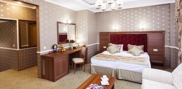 Романтический отдых для двоих сзавтраком вотеле Alex Residence