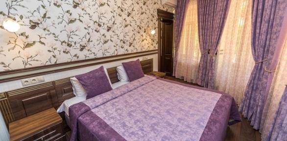 Романтический отдых вSPA-отеле «Вилла Полианна»