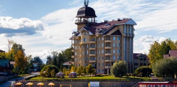 Отдых вномере навыбор сзавтраком взагородном отеле «Смолино парк отель»