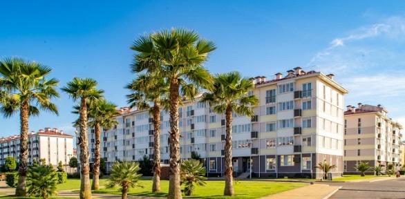 Отдых вапарт-отеле «Бархатные сезоны» оттурагентства Nice Trip