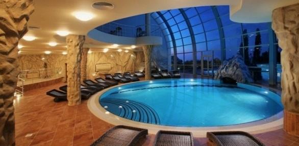 SPA-отдых вЯлте вотеле Respect Hall Resort &Spa4*