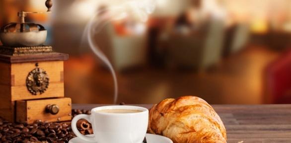 Кофе идесерт навыбор откофейни «ДеПариж»
