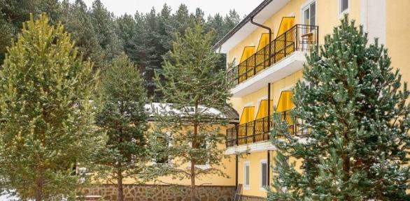 Отдых взагородном отеле RiverSide byWelna