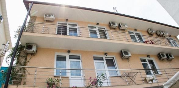 Отдых наберегу Черного моря вномере стандарт вгостевом доме «Ангелина»